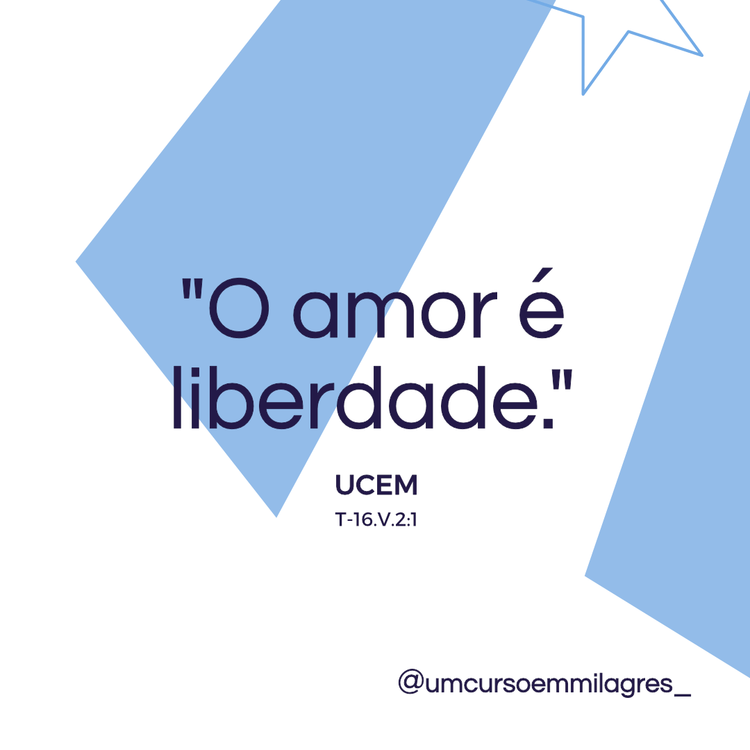 O Amor E Liberdade